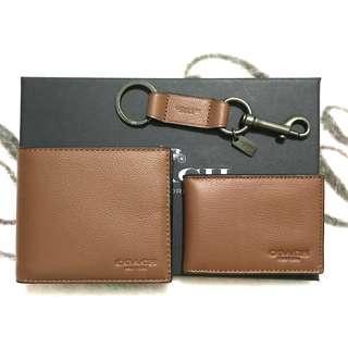 ❇️特HK$980❇️ Coach Wallet Set