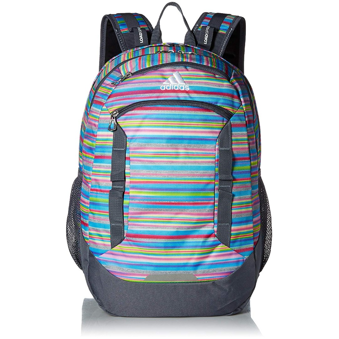 c7bf2e3ae4 Adidas Excel IV Multicolor Backpack