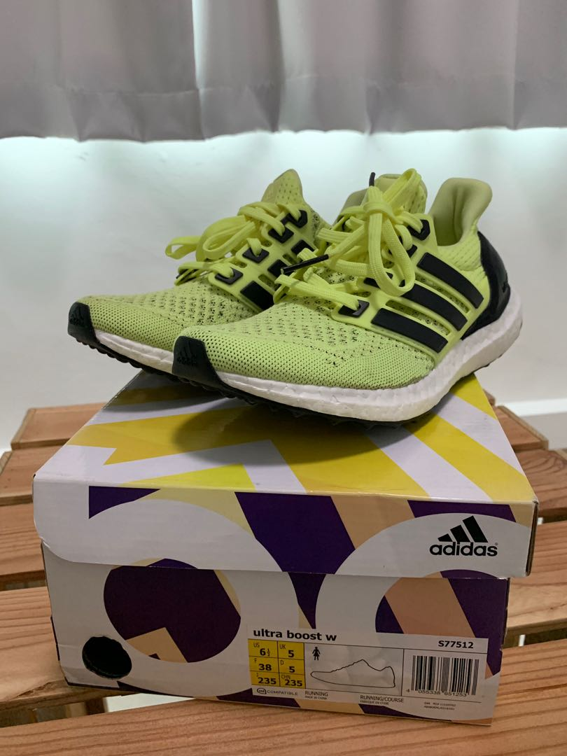3a4b35f59 Adidas Ultra Boost Limited Edition by Kanye West (S77512)