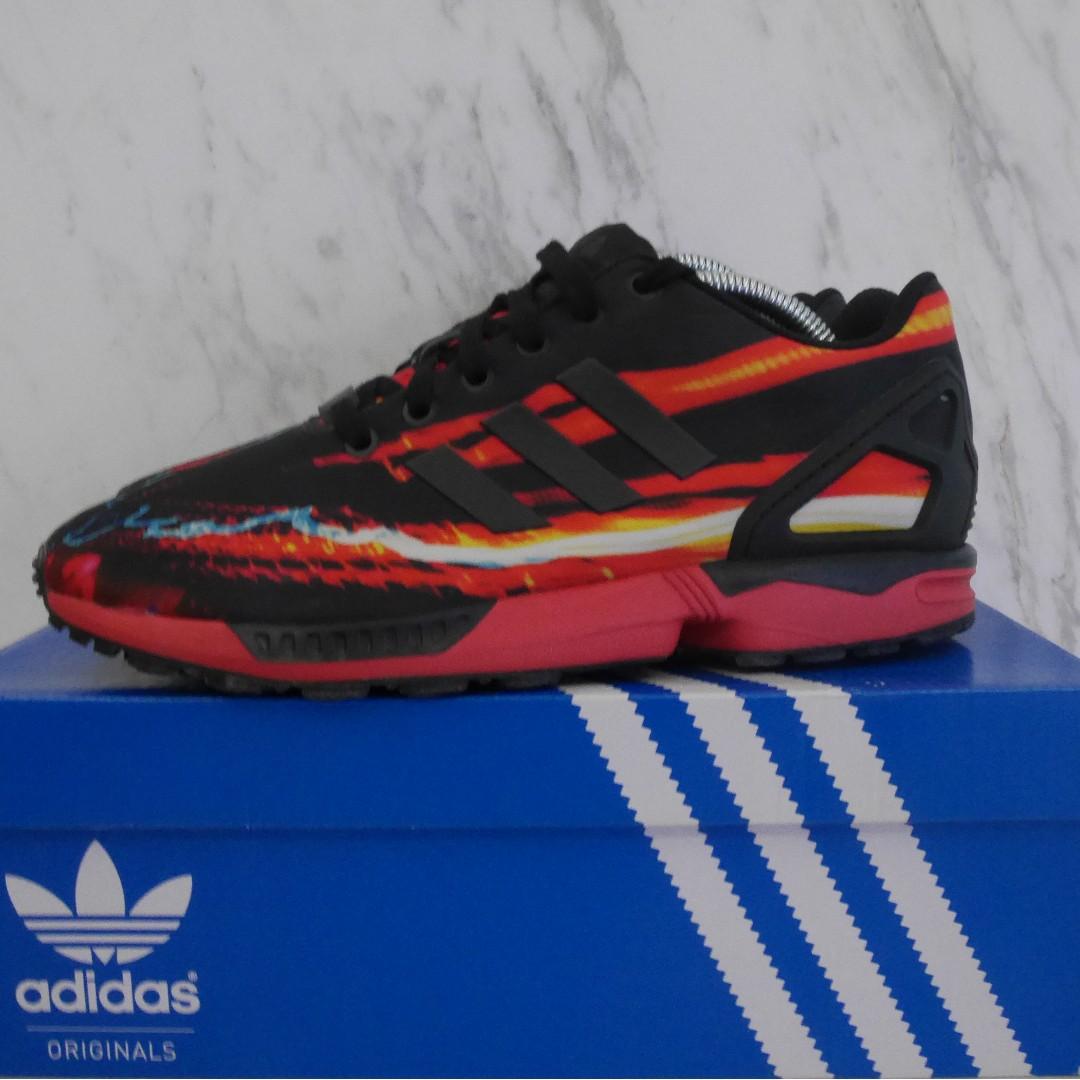 separation shoes ca351 30735 Adidas ZX Flux (Foot Locker Australia Exclusive) UK 7.5 100% Authentic