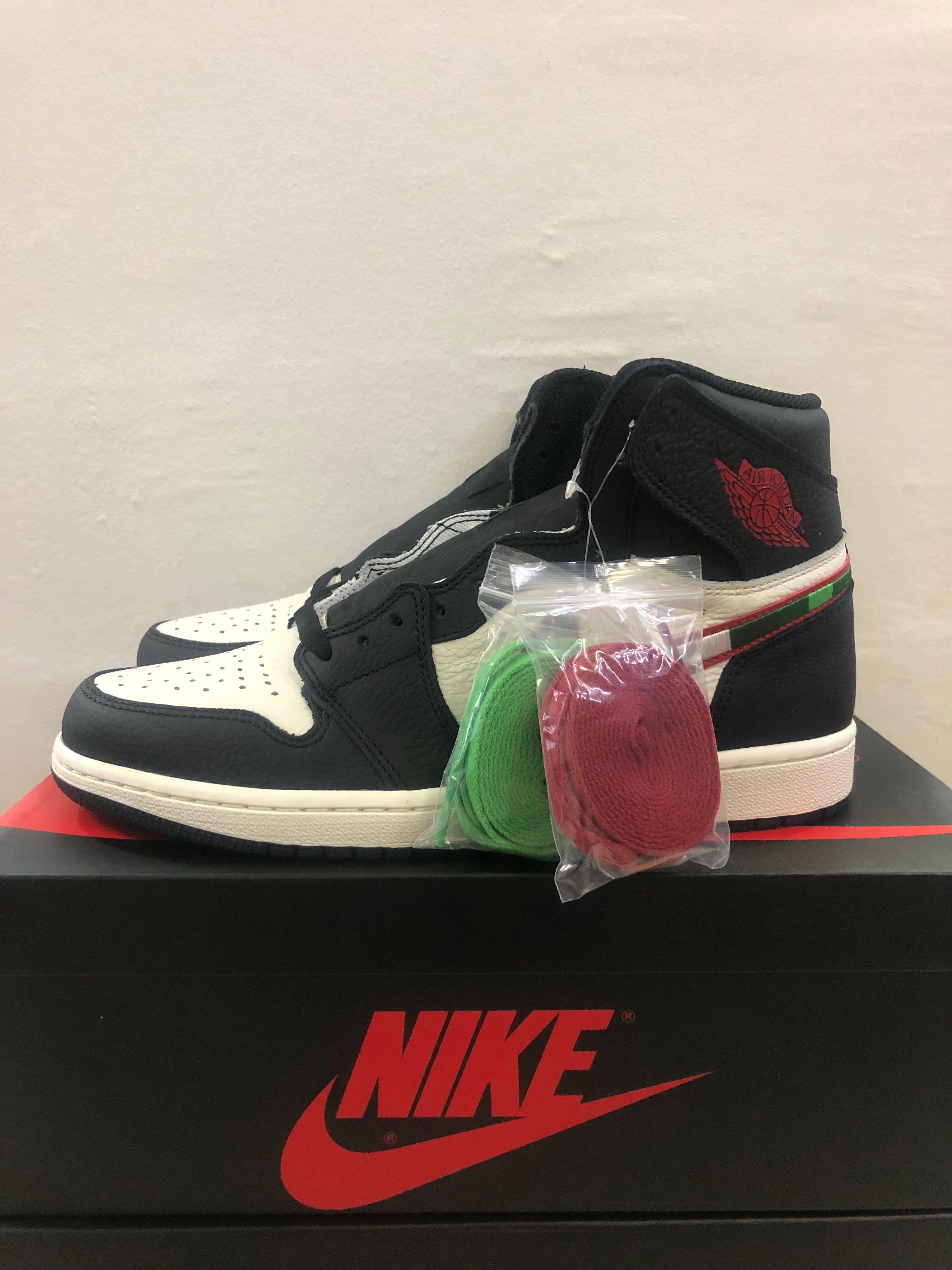 detailed look 8b92a 72b5b Air Jordan 1 A Star is Born
