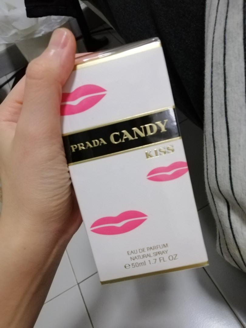 BNIB PRADA CANDY KISS 50ML