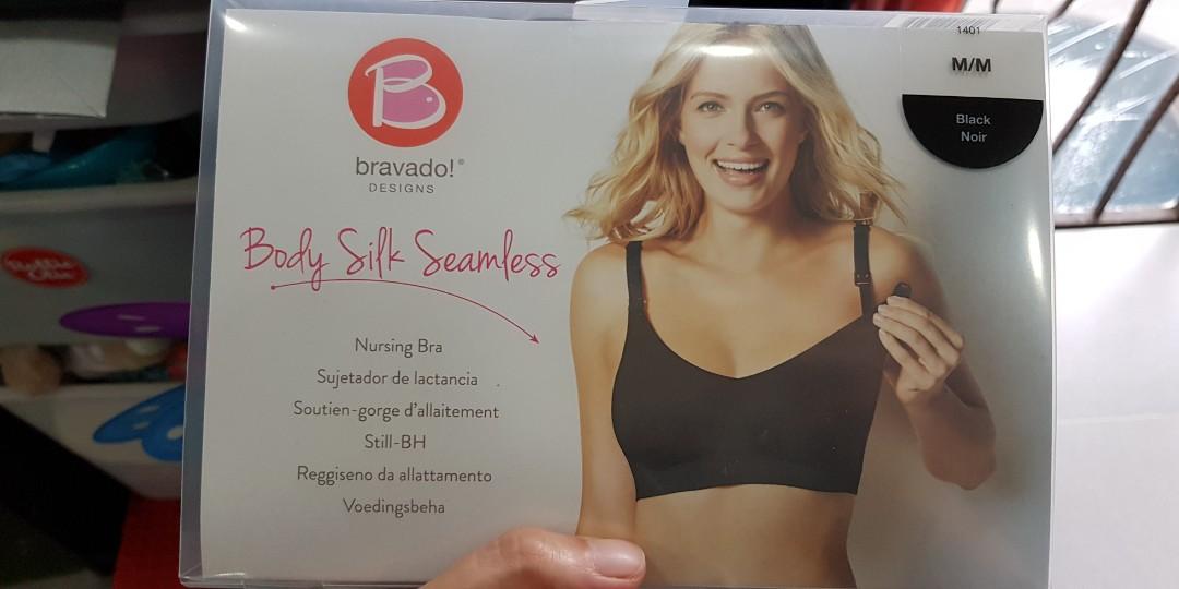 454500e7bccc3 Bravado Body Silk Seamless Bra (Black colour), Babies & Kids ...