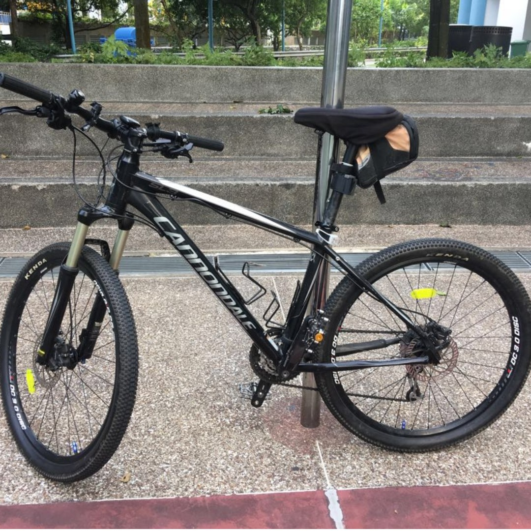 e3e5d104a1f Cannondale Trail SL 3 Bike, Bicycles & PMDs, Bicycles, Mountain ...