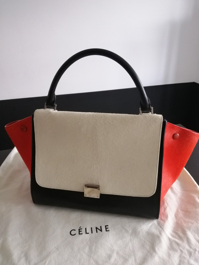 c38f4339a905 Celine Trapeze - LIMITED EDITION (Pony Hair)