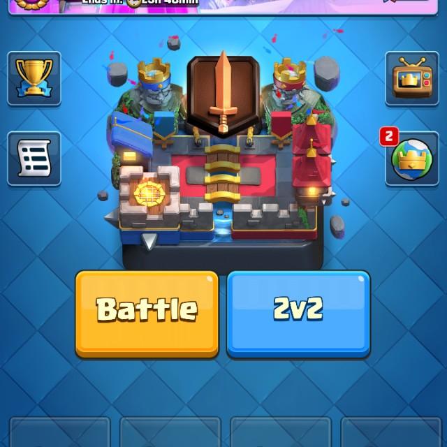clash royale upgrade cards