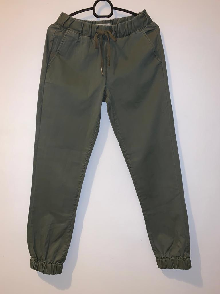 distinctive style discover latest trends new high Cotton On Army Green Pants, Women's Fashion, Clothes, Pants ...
