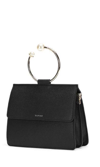 Daphne 黑色手袋black bag ebf144c18b527