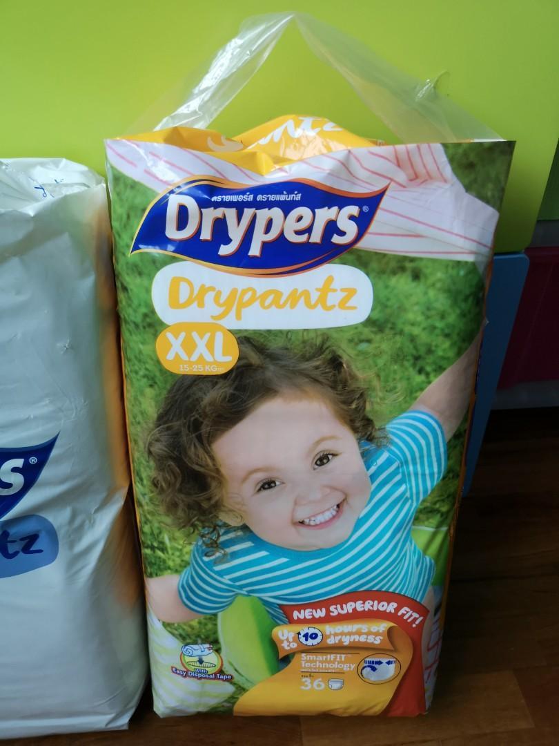 Drypers Drypantz XXL