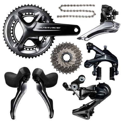 6152ea5f13f Dura Ace 9100 groupset brand new, Bicycles & PMDs, Bicycles, Road ...