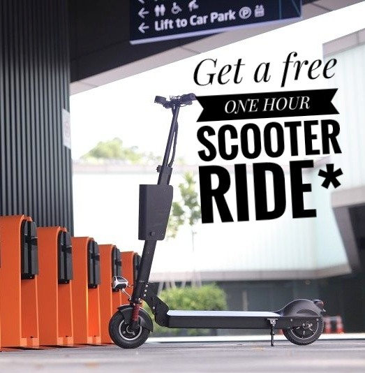 Free 1hr* ride on an escooter! No Deposit!, Bicycles & PMDs