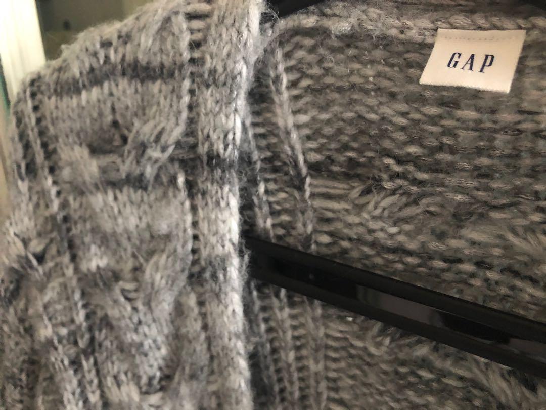 GAP wool cardigan 羊毛外套
