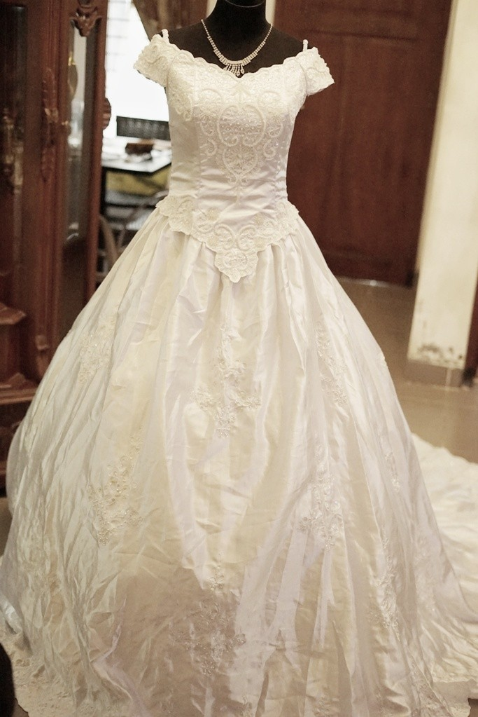 Gaun Pengantin Ekor Panjang Baju Pengantin Wedding Gown Women S