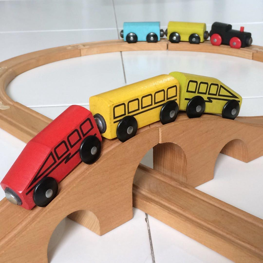 Ikea Lillabo Train Set And Thomas Trains Toys Games Others On