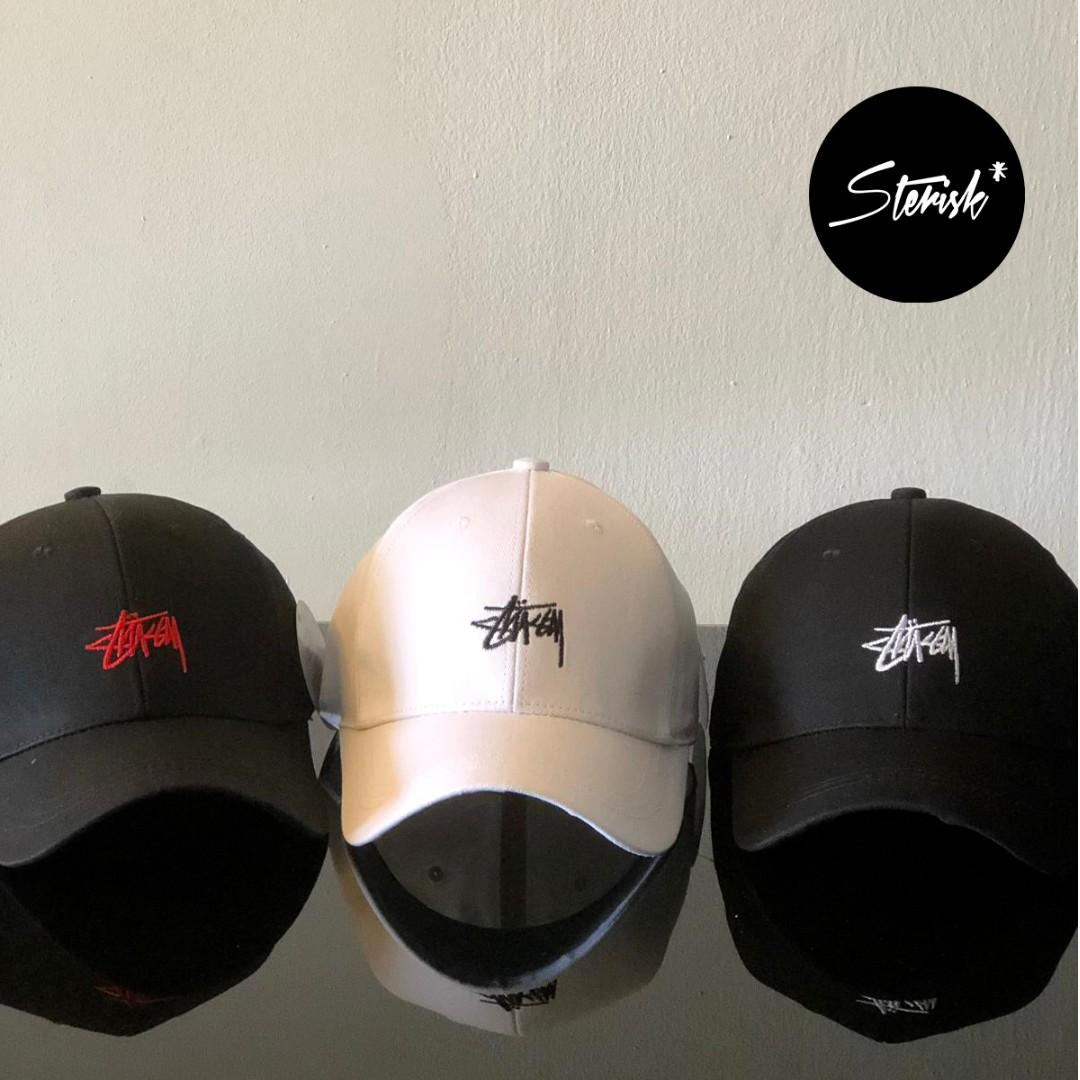 296e99a92656f0 INSTOCK] Stussy Baseball Cap, Women's Fashion, Accessories, Caps ...