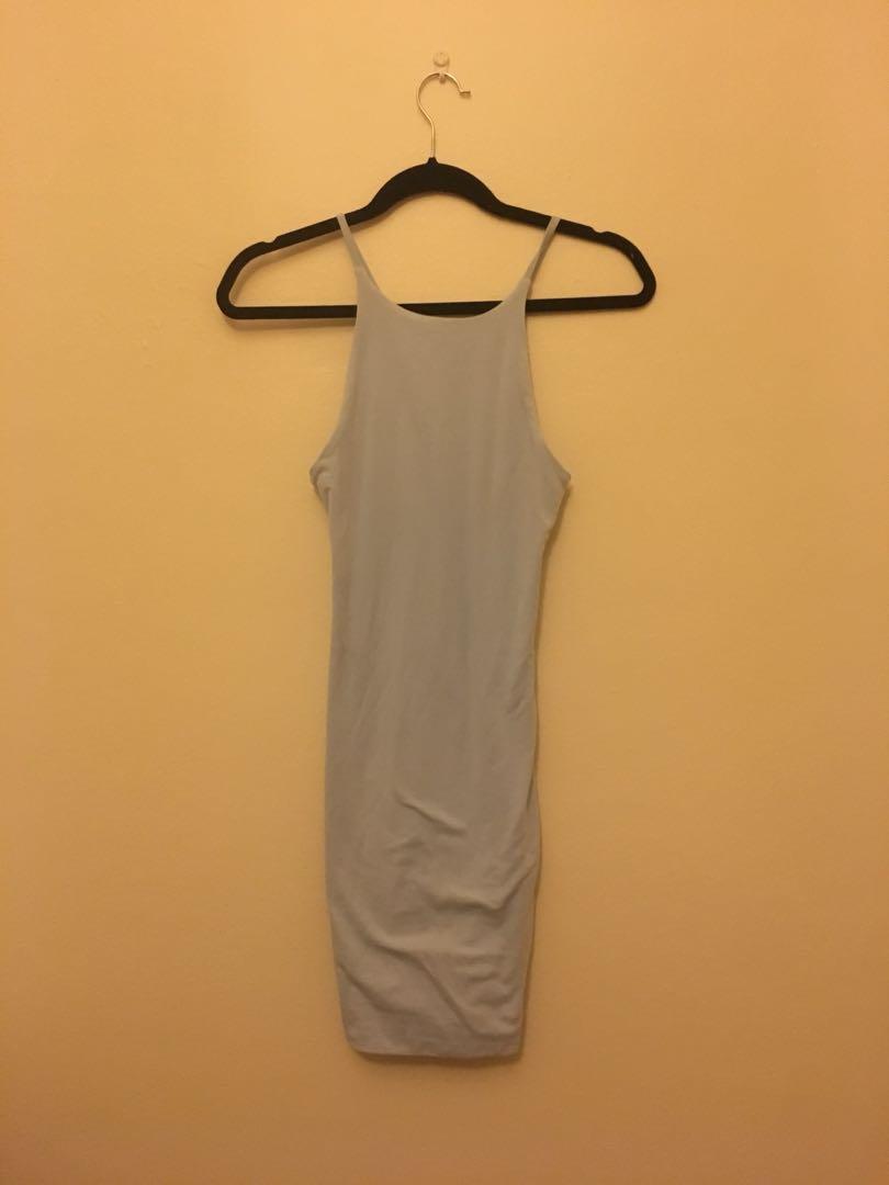 Kookai pale blue dress, size 1