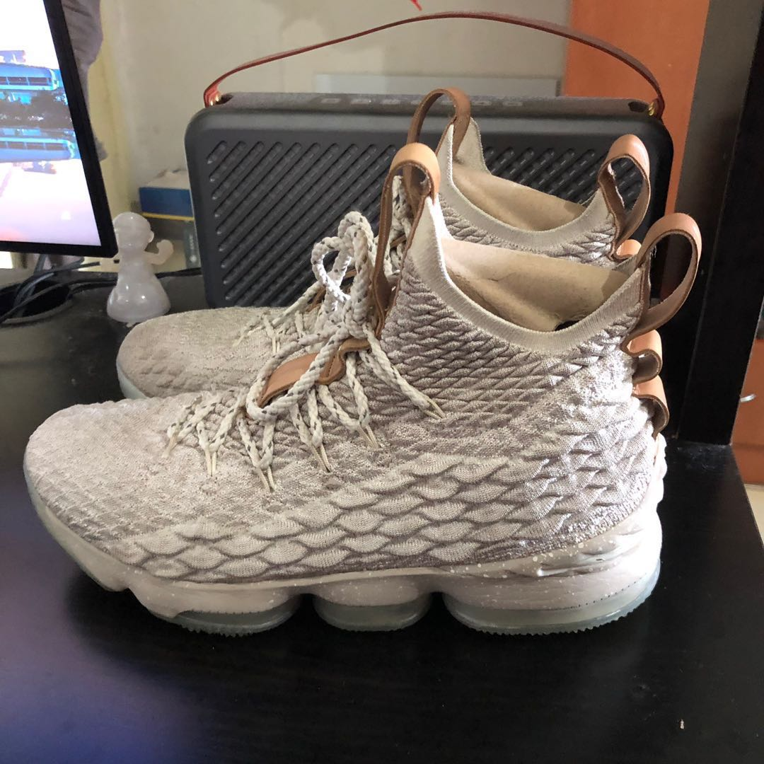 a4bd76fc17d Lebron 15 ghost colorway
