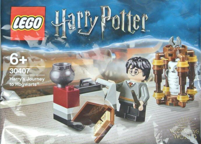 Neu Polybag Lego Harry Potter 30407 Harry/'s Journey to Hogwarts