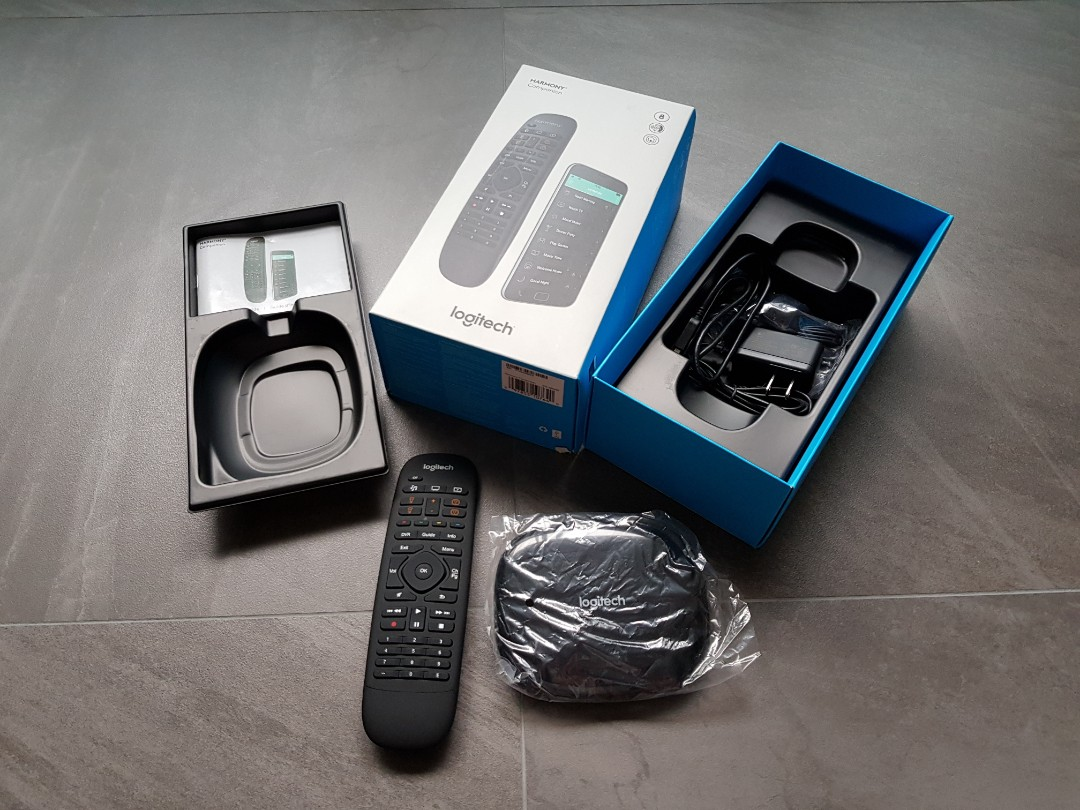 8cbed043fcb Logitech Harmony Companion, Electronics, Others on Carousell