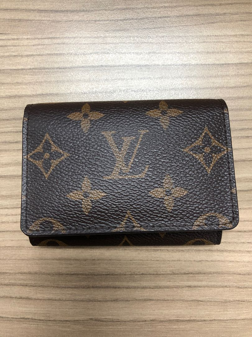 8059116d5067 Louis Vuitton Monogram Business Card Holder