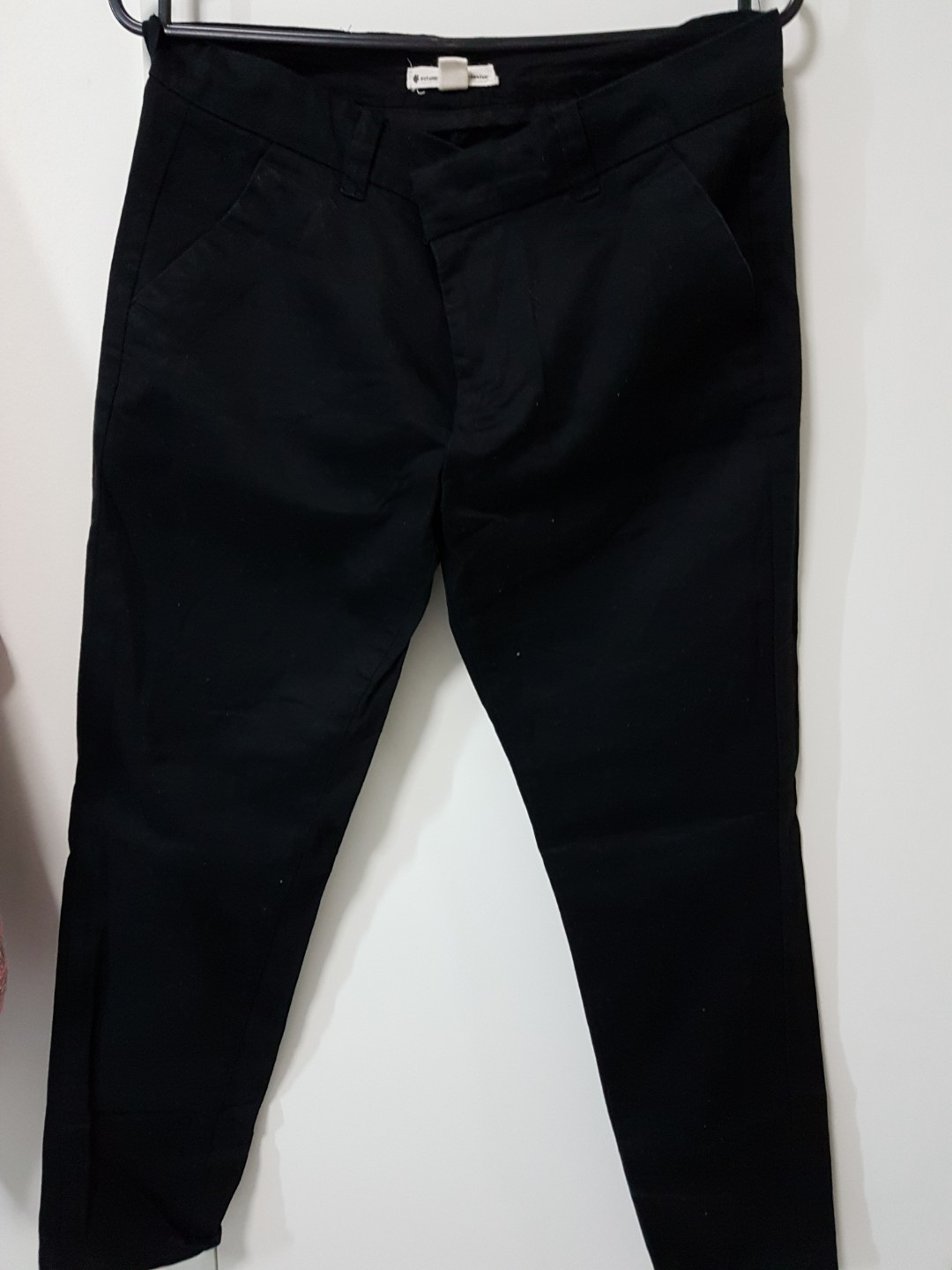 939e0f76c Mango black slacks, Women's Fashion, Clothes, Pants, Jeans & Shorts ...