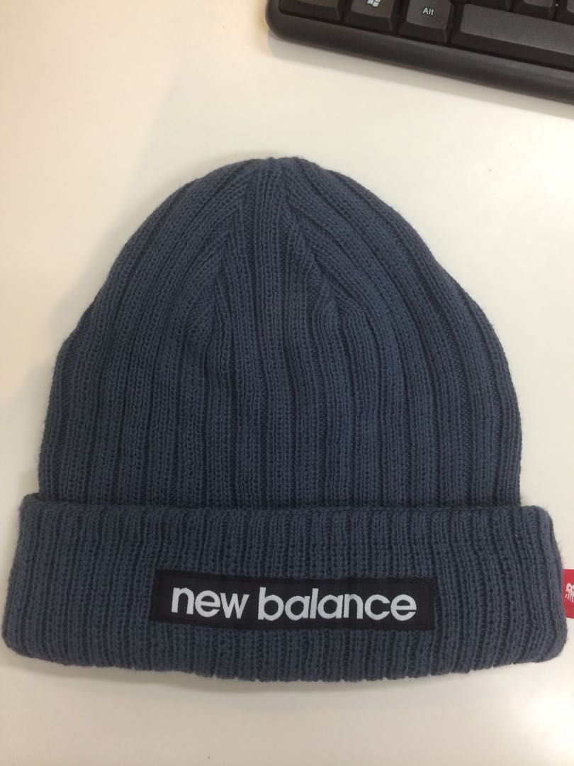 6674d4d326f8f New Balance Beanie, Men's Fashion, Accessories, Caps & Hats on Carousell