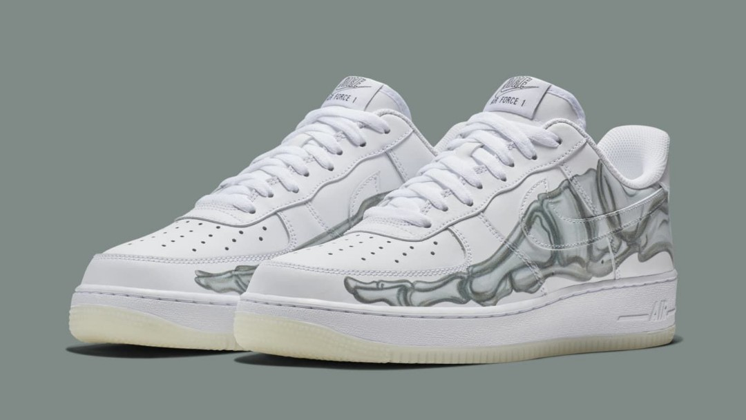 cheap for discount 06929 2abdf Nike Air Force 1 Skeleton 07 (36-44), Everything Else, Others on Carousell