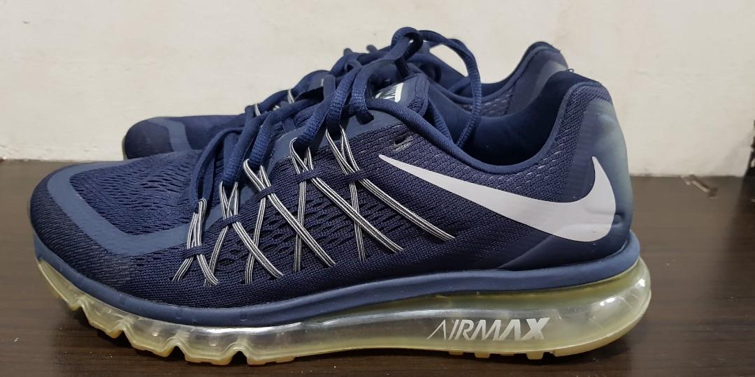 Nike air max 2015 Obsidian Wolf Grey Airmax