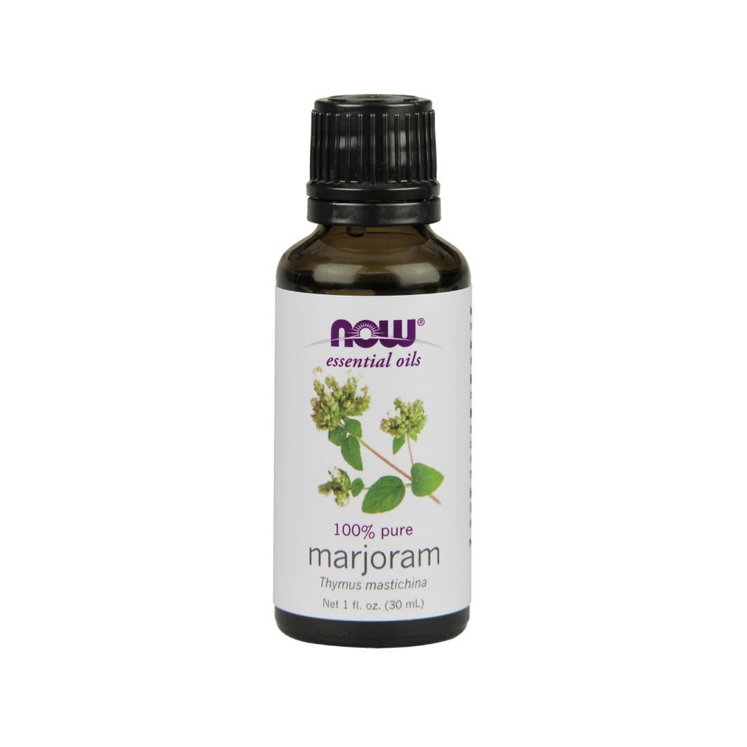 Now Foods Essential Oils Marjoram Oil, 1 fl oz (30 ml)