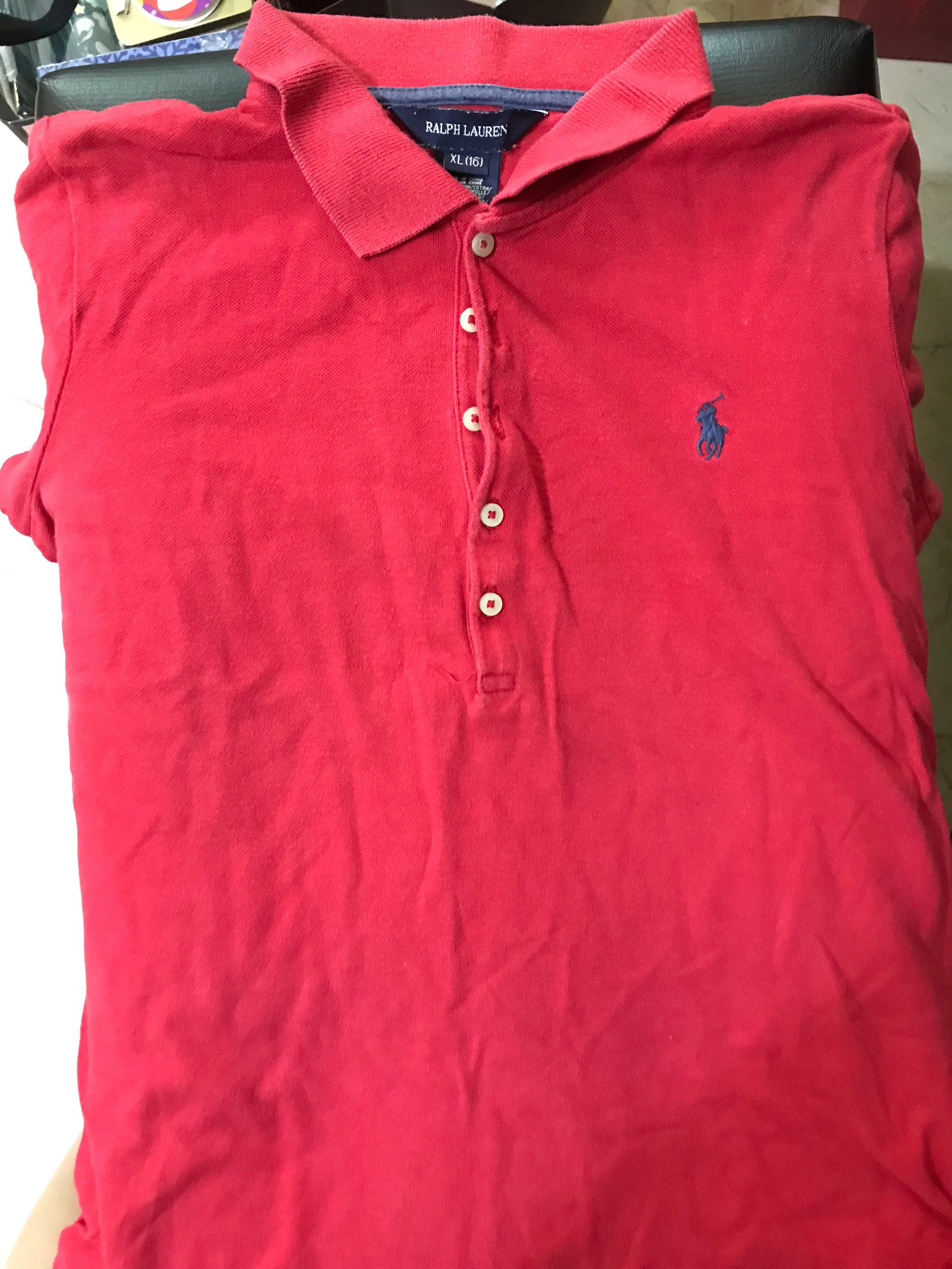 495c1b6f Polo Ralph Lauren tops, Women's Fashion, Clothes, Tops on Carousell