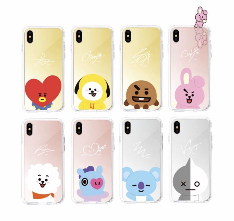 check out 5d456 eff98 [PO]Official BT21 Iphone cases