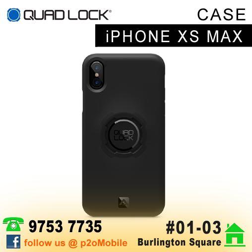 size 40 4aeb7 de829 Quad Lock Case for iPhone XS MAX