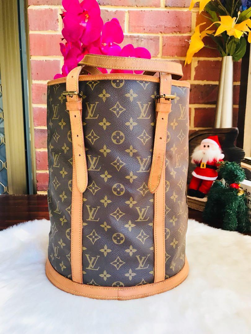 ❤️SALE ❤️Authentic Vintage Louis Vuitton Bucket Bag