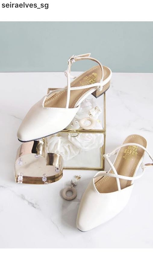 fad8c5e58c seiraelves shoes, Women's Fashion, Shoes, Heels on Carousell