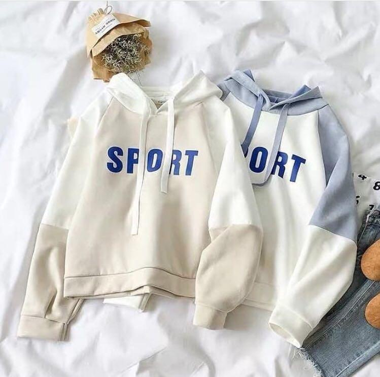 Sport Sweater with Hoodie Bangkok
