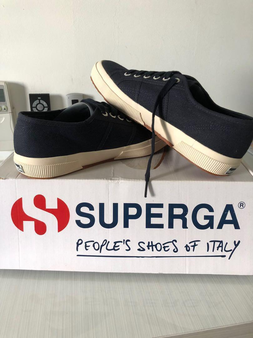 Superga Shoe size Euro 39, Women's