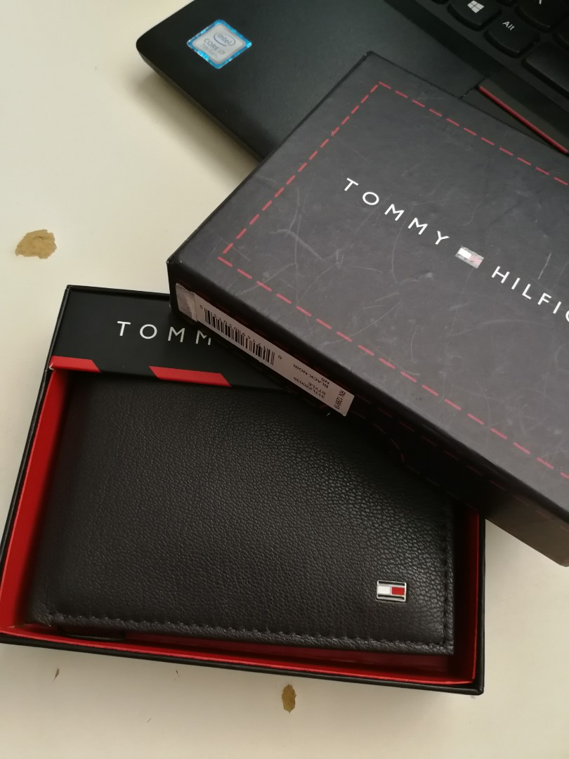 c816c284 Tommy Hilfiger Wallet, Luxury, Bags & Wallets, Wallets on Carousell