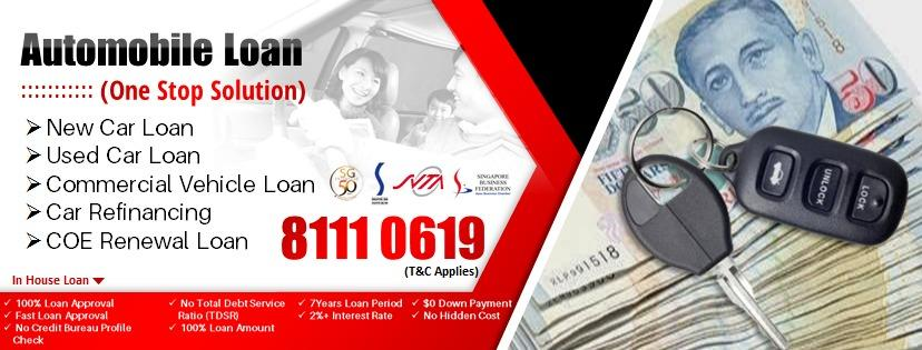 TOYOTA Automobile Loan (One Stop Solution)