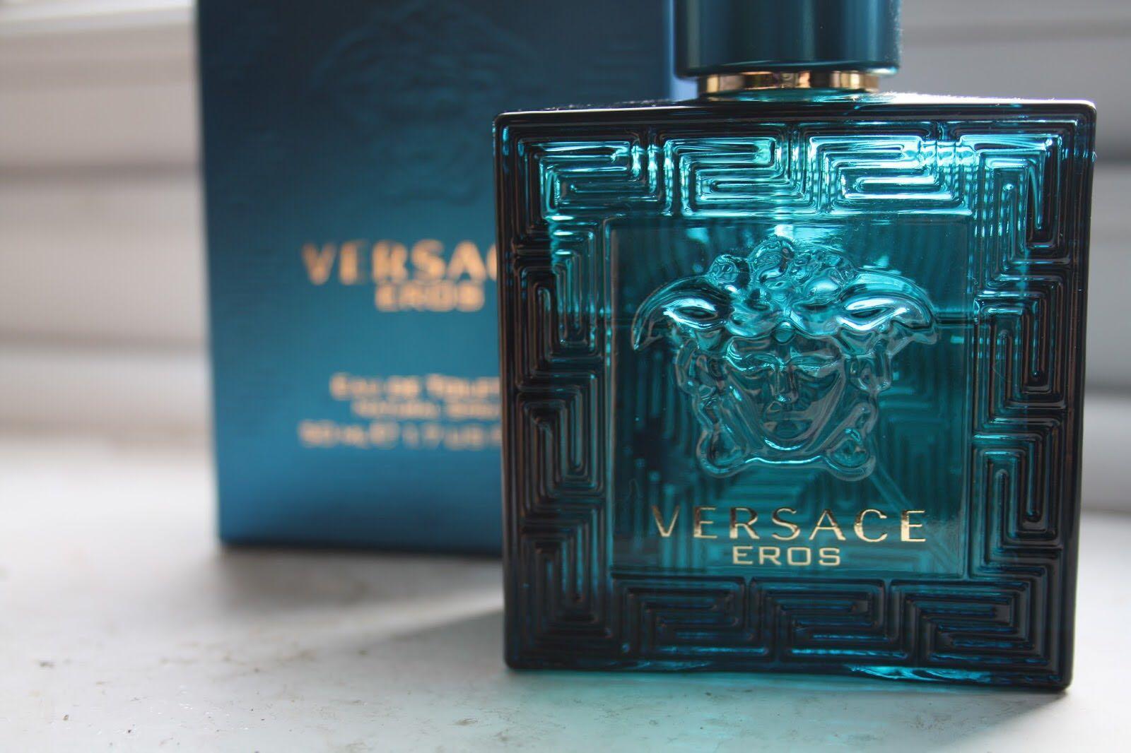 2b7abe2ec6c2 VERSACE Eros Pour Homme Eau de Toilette 100ml, Health   Beauty, Perfumes    Deodorants on Carousell