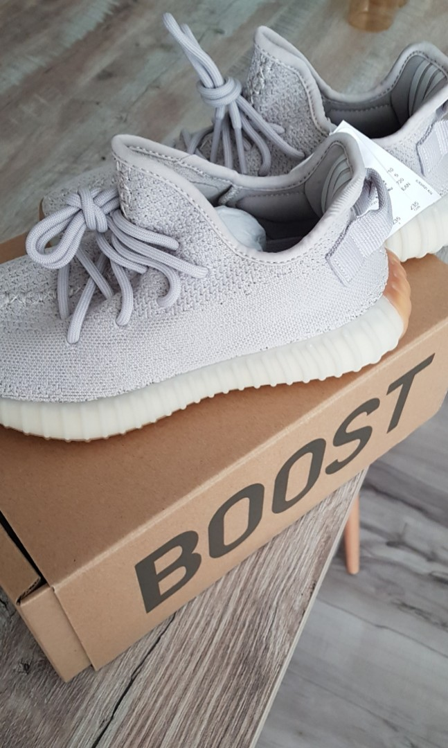 f4e25453b Yeezy Boost 350 V2 Sesame UK 5