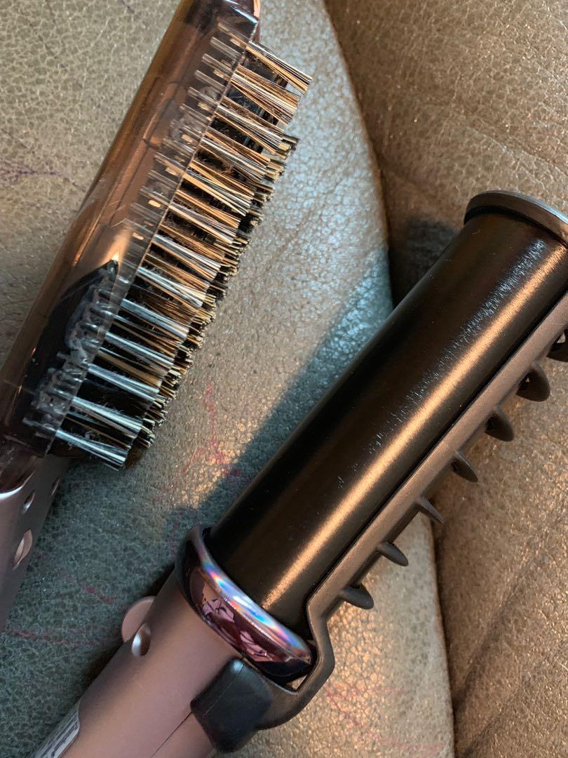 zuanzhuan 3x 鑽轉雙向旋轉捲髮器