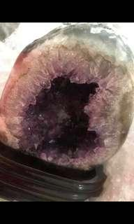 Amethyst small Cave