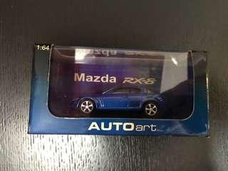 Die-Cast Auto Art 1:64 Mazda RX8