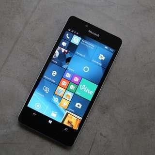 Microsoft Lumia 950 32GB Factory Unlocked 4G/LTE - International Version (White)