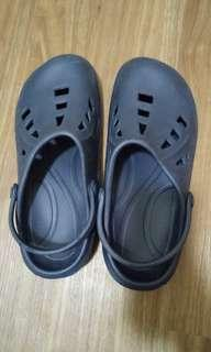 crocs inspired