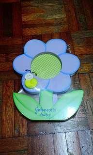 Photo in flower (Johnson's baby) #MFEB20