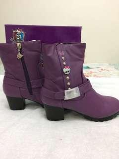 SALE!MONSTER HIGH BOOTS-PRAISE