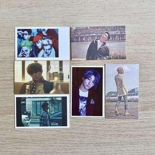 OFFICIAL Bigbang Big Bang BB Made Full M A D E Series Korea Japan Version Photocard Daesung TOP Seungri