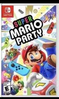 [收] Mario Party (Switch game)