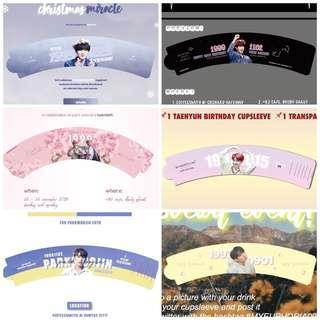 lf cupsleeves!!